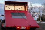 Wedge Race Car Trailer.DIRT LATE MODEL RACE CAR TRAILER  for sale $6,800