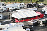 53' Featherlite Nascar Roadracing Race Hauler Trailer Kenwor  for sale $113,000