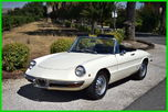 1969 Alfa Romeo Spider  for sale $23,900