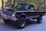 1971 Chevrolet C20 Pickup  for sale $23,900