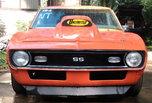 68 Camaro pro-street or race Turn Key