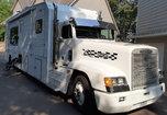 Freightliner Toterhome/Toy Hauler/Garage RV Motorhome  for sale $65,000