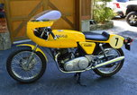 FS: 1972 Norton 750 Combat Commando  for sale $6,000