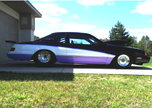 1983 ProStreet Ford Thunderbird 540 BBC  for sale $38,000