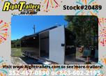 2020 8.5' x 28' ATC Race Trailer