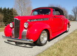 1940 Packard Convertible  for sale $109,500