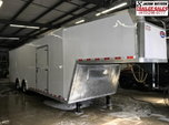 "2020 United UXGN 8.5X36 Car/Race Trailer 12"" Extra Height  for sale $18,495"