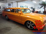 1967 Chevrolet Suburban  for sale $52,995