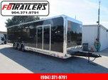 2022 Cargo Mate 34ft Eliminator Series Car / Racing Trailer  for sale $29,999