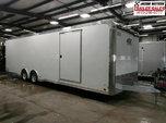 2020 ATC Ravan 8.5X28 Cargo-Car/Race Trailer #9616