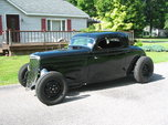 1934 Ford coupe 427 Corvette  for sale $49,000