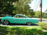 61 chevy Belair bubble top 348/409  for Sale $29,999