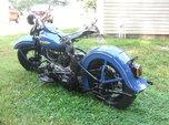 1947 Harley Davidson Knucklehead FL-American Classic  for sale $14,350