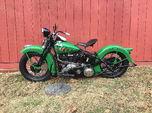 1938 Harley-Davidson Knucklehead  for sale $38,000