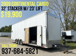 2009 Continental Cargo Stacker  for sale $19,900