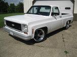 1974 Chevrolet C10 Pickup  for sale $16,500