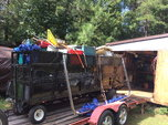 Portable mobile pit cart  for sale $1,500