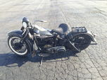 1946 HARLEY DAVIDSON KNUCKLEHEAD EL  for sale $40,000