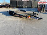 2021 Load Trail  83x18 W/ Dovetail Open Car Hauler