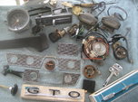 1964-1967 Pontiac GTO Parts