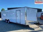 2021 United XLTV 8.5X27 Cargo-Car/Race Trailer #3632