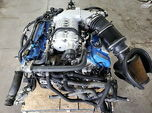 14 Shelby 662hp GT500 5.8L Engine W/ Tremec tr6060 Trans  for sale $9,000