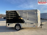 2020 United XLMTV 7X12 Motorcycle Trailer #2665