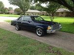 1980 Chevrolet Malibu  for sale $15,500