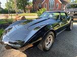 1977 L82 Corvette Triple Tuxedo Black 4 Speed  for sale $21,500