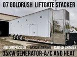 07 GOLDRUSH LIFTGATE/STACKER