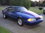 1989 Mustang Hatchback LX Street/Strip - Turn Key  for sale $16,500