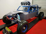 Buckshot x5 Sand Car -4 seat