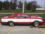 86 Ford Thunderbird Drag Roller  for sale $11,000