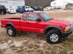 1999 Chevrolet S10  for sale $4,500