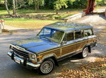 1990 Jeep Grand Wagoneer  for sale $47,900