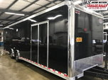 2019 United Trailers 8.5X32 Car / Racing Trailer....STOCK UN for Sale $24,995