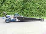 Beautiful Junior Dragster - Candy Apply Blue w/All Parts  for sale $10,000