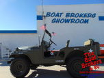 1953  jeep   M38A1  for sale $17,995