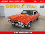 1968 Chevrolet Chevelle  for sale $44,900