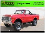 1972 Chevrolet Blazer for Sale $38,500