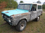 1967 Ford Bronco  for sale $6,900
