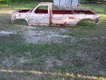 Dodge dokota fiber glass body  for sale $750