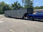 Cargo Craft 36 Foot Enclosed Gooseneck