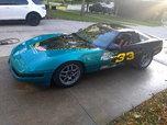 C4 Corvette Race Car  for sale $10,500