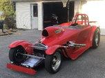 27 Brogie left hand steer roadster  for sale $34,000
