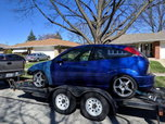 2002 Ford Focus SVT Caged Race Car Project - Last raced 2014  for sale $2,000
