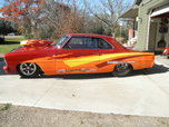66 Nova Tube Chassis 540  for sale $36,000