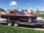 1969 El Camino Drag Pro Street Tubbed  for sale $8,000