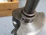BBC forged 454 crankshaft.  for sale $300