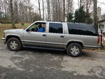 1999 Chevrolet K1500 Suburban  for sale $1,500